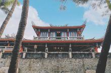 台湾旅行 | 台南最有历史感的赤坎楼  去台南的第一站,我们就先去了赤坎楼。  在以前荷兰人在此兴建