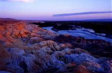 新疆•阿勒泰•五彩滩,大自然的馈赠~~~