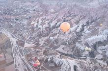 我们在格雷梅预计了四天的时间 比较充足 盛夏的七月 说实话我并不担心网上说的热气球飞不了的情况 第一