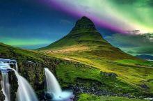 冰岛奇迹—一个酷似草帽的山体  因为这个山长的特别像一个草帽,所以国内的很多游客都会把它叫做草帽山而