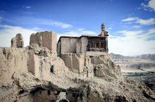 西藏自治区阿里古格王朝遗址