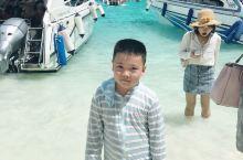 普吉岛玩海!这次我儿子高兴了!