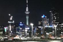 新西兰北岛的夜景