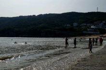 嵊泗东海渔村海滩