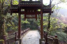 四川成都天臺山風景秀麗。