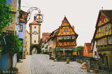 罗腾堡,童话不老 哪怕第二次走过罗滕堡,依旧觉得没有好好深入地了解它,还惦念着第三次可以和家人一起,