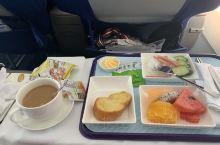 完美的机餐来自翔鹏航空