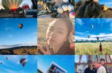 乘坐土耳其热气球一定要早点起床化妆,手机充满电,然后拍拍拍。 卡帕多奇亚曾被美国《国家地理》杂志评为