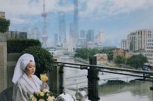上海宝丽嘉酒店 | 打卡江景套房 上海的夏天是适合露台用餐的好季节,傍晚微风正好,吹走一天的烦恼,好