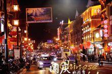 国庆 | 武陵夜 今年国庆格外热闹,祖国繁荣昌盛,很有气氛呀灯火阑珊 这个街道有来自世界各地的游客,