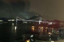 晚餐过后,来一场门司港怀旧之旅,首先是登门司港展望台夜景。门司港古迹是日本明治、大正时期最繁荣的港口