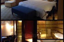 #苏州亲子酒店走起# 推荐一家不错的亲子酒店——苏州金鸡湖凯宾斯基大酒店,儿童乐园、充气城堡、温水泳