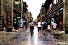 【嘛叫天津范儿 —— 天津古文化街】天津古文化街(国家AAAAA级旅游景区)位于海河西岸,天 津市南