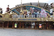 神话主题乐园 人少撒花儿的好地方  位置:Shinhwa Theme Park 到处能看到爆笑虫子