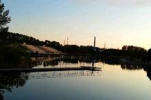 就凭这夕阳美景,五大连池就值得一去。