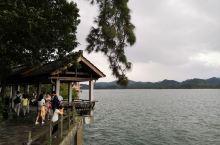 湖光山色千岛湖