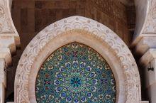 摩洛哥旅行|哈桑二世清真寺  因为电影《卡萨布兰卡》,知道的卡萨布兰卡,卡萨布兰卡的哈桑二世清真寺,
