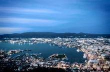 世界三大夜景之一,函馆—两条弧形的海岸线让人心醉!