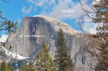 优胜美地Yosemite 推荐指数 不久前国内才上影了free solo,又让我回忆起4月底的美西行