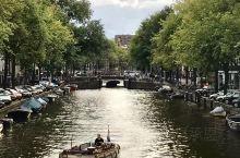 阿姆斯特丹的运河