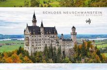作为世界五大城堡之一的新天鹅堡(Schloss Neuschwanstein),坐落在德国巴伐利亚州