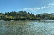 秋日的天目湖