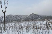古北口古镇初雪