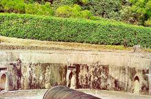 風景 鐵炮、海岸、大橋。