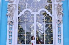 圣彼得堡叶宫花园 | 有点意外的小惊喜  最初来到叶宫就是为了看宫殿内的琥珀厅,对叶宫的花园没有报太