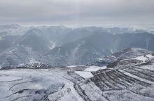 甘南藏族自治州雪后美景……