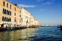 威尼斯的风情。