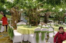 我来参加朋友的婚宴,风景繁华,地上都是地坛,给人感觉清美干净,服务周到,菜上来都是热的,特别温心没想