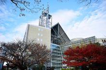 日本,富山。位于日本北陆地方富山县中部的富山市,一座清新整洁、干净秀丽纯美的小城,给人的感觉非常的舒