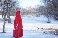 乌兰布统·克什克腾旗  冬天的乌兰布统,作为一个标准的南方姑娘,对雪总有难以言说的向往,神秘而洁白