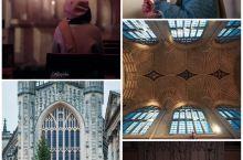 """""""西方明灯""""——巴斯修道院  英国的教堂众多,每一座教堂都有自己的特色。巴斯是座非常有历史感的城市,"""