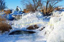《冬天一定要去五大连池风景区的北药泉》