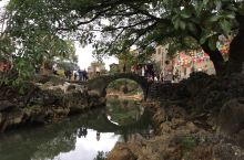 带龙桥是黄姚古镇中的一座古桥,今天把黄姚古镇随手拍系列2介绍给大家。  带龙桥始建于明代万历年间,以