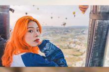 带你去浪漫的土耳其,看一场热气球盛宴  土耳其之旅,一直让我念念不忘的就是热气球。 天还灰蒙蒙的时候