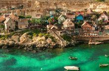 我是旅行家——打卡一个藏在马耳他北部 令人心醉的岛屿——大力水手村  1980 年 《大力水手》的真