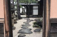 仓敷的大桥家宅,门票550日币。除了门口卖票的姑娘,里面就一个老妇人在忙,我包场。这是原来是武士后来