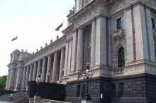 澳大利亚随手拍系列10-旧国会大厦  旧国会大厦 是1855年建造的一个西式风格建筑,1901年澳大