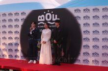 2019年10月19日于韩国釜山广域市举办的2019BOf Mamamoo gfriend等组合出席