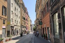 热那亚街景