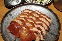 덕후 선생 、烤鸭好不好吃我不知道、因为我不喜欢吃鸭肉、面条子、属实不错!