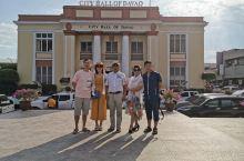 菲律宾达沃 市政厅  ,这里是菲律宾的第三大城市,总统杜特尔特的故乡,他的女儿莎拉是这个城市的市长,