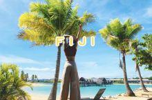 斐济-天堂般的度假酒店  最近疫情在土澳蔓延开来 宅在家翻翻手机相册   记得去年复活节假期的时候