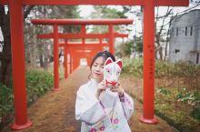 北海道冬日和服体验!怕冷的必看!  狸小路里面的一家店 至少提前三天预定 男士300+ 女士二尺袖/