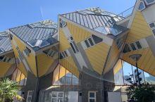 荷蘭鹿特丹好特別的建築