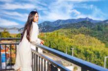 莫干山景区   奥莉*民宿体验 从上海开车一路到莫干山,深秋的风很清澈,忙里偷闲的生活碎片,从头到脚