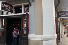 ~Landry's Seafood House~  来这家店是个意外,因为要去鬼魂之旅,集合地就在这
